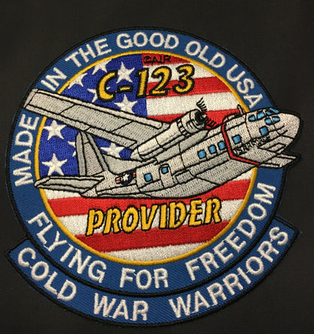 C-123 Provider Patch
