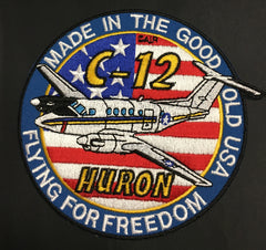 C-12 Huron Patch