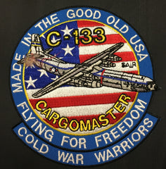 C-133 Cargomaster Patch