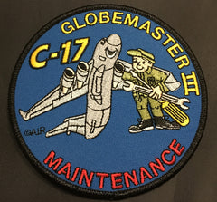 C-17 Globemaster III Maintenance Patch