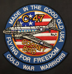 C-47 Gooney Bird Patch  CWW