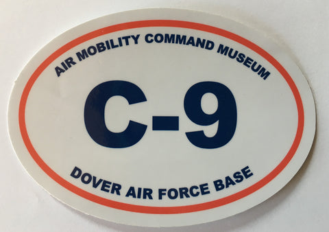 C-9 Decal
