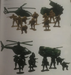 Combat Missions - Toys