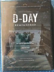 D-Day Remembered - DVD