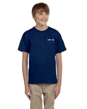 Youth Dover AFB Embroidered  T-shirt     Apparel