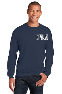 Dover AFB Embroidered  Sweatshirt    Apparel