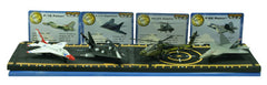 Hot Wings Military Set Diecast Models (set of 4)       Toy