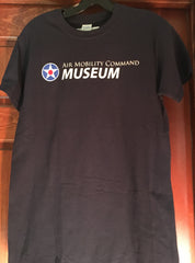 AMC Museum T-Shirt, Navy Blue, Youth