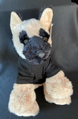 Air Force K-9 Dog Plush      Toy