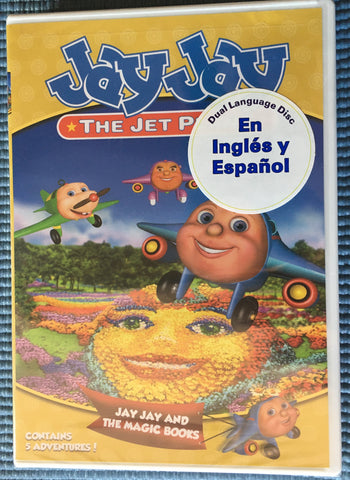 Jay Jay, The Jet Plane - DVD
