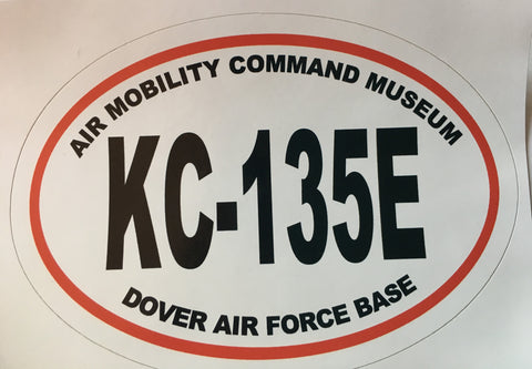 KC-135E Decal