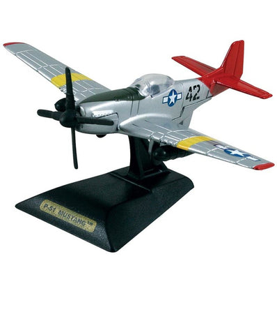 Legends of Flight - P-51D Mustang Tuskegee Airmen     Diecast Model  Toy