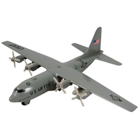Legends of Flight - C-130 Hercules  Gray      Diecast Model  Toy