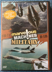 Marvelous Machines Military  - DVD
