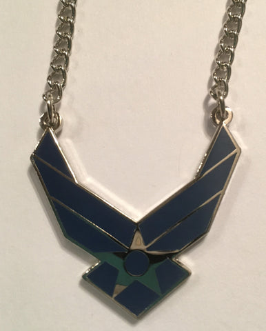 US Air Force Necklace - Jewelry
