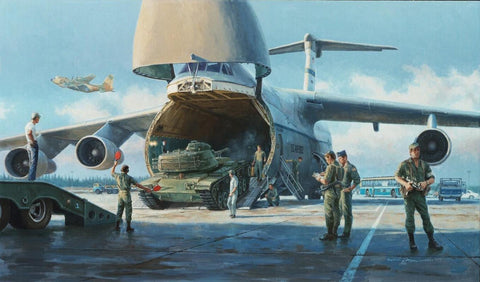 Operation Nickel Grass Giclée Print            (C5)