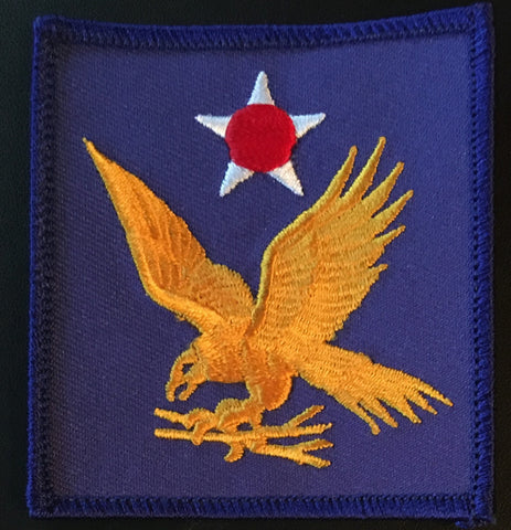 2nd Air Force Patch