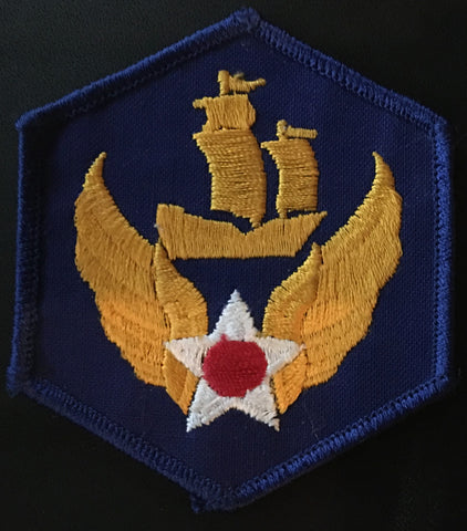 6th Air Force Patch