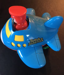Puddle Jumper Friction Powered Airplane Toy