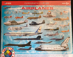Airplanes  Puzzle      Toy