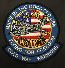 SA-16 Albatross Patch