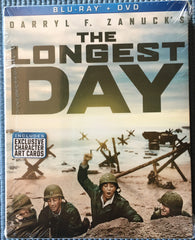 The Longest Day, Blu Ray + DVD