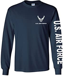 US Air Force Long Sleeve T-Shirt        Apparel