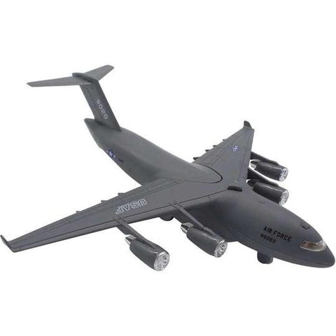 C-17 Transport Pull Back Plane                   Toy