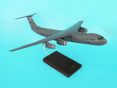 "C-141B Starlifter Grey 1/100 scale 19.25"" x  20.25"""