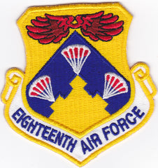 Eighteenth Air Force Patch