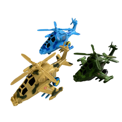 Helicopter Fighters Pullbacks        Toy