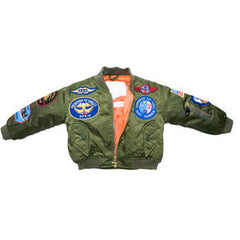 Childrens MA-1 Jacket