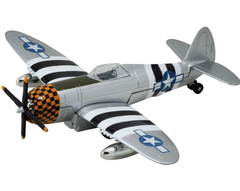 Diecast Pullback - P-51 Mustang or  P-47 Thunderbolt         Toy