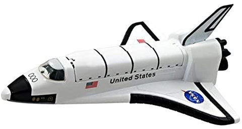 "InAir NASA Space Shuttle - 8"" Pullback       Toy"