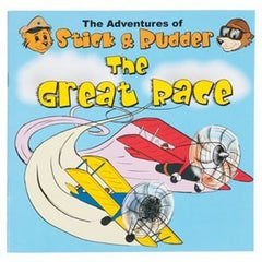 The Adventures of Stick & Rudder The Great Race Paperback