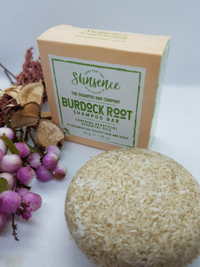 Burdock Root Shampoo Bar