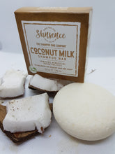 Load image into Gallery viewer, Coconut Milk Shampoo Bar