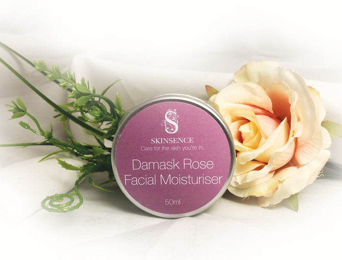 Damask Rose Facial Moisturiser