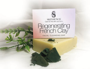 Regenerating French Clay Soap