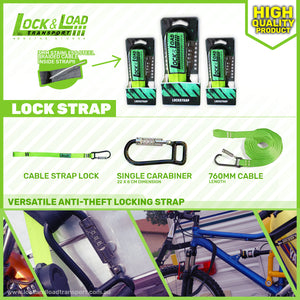 Lockstrap - Anti-Theft Deterrent Strap