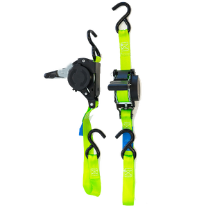 Ultimate Retractable Ratchet Strap RW06