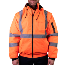 Ultimate 4-in-1 Jacket
