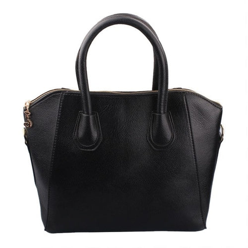 Althea - PU Leather Frosted Handbag