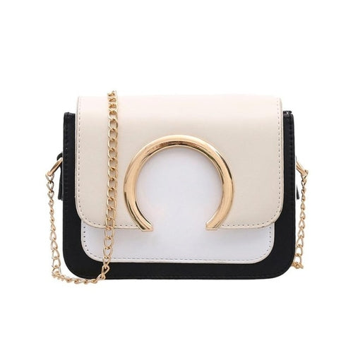 Kailani - Patchwork Key Hole Shoulder bag