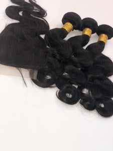 Bundle & Closure Deals - Edgy Tresses