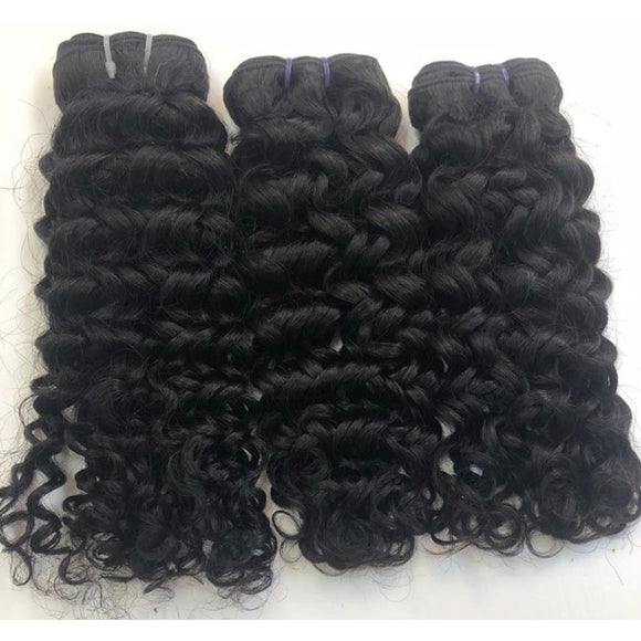 Brazilian Curly Bundle Deals - Edgy Tresses