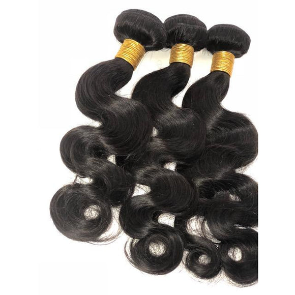 Brazilian Body Wave Bundle Deal - Edgy Tresses