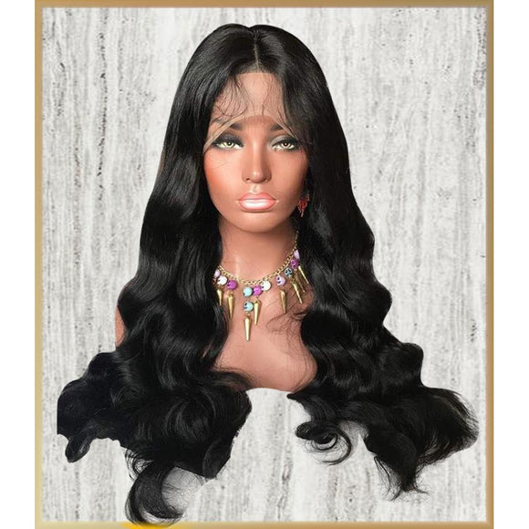 Body Wave-Full Lace Wig - Edgy Tresses