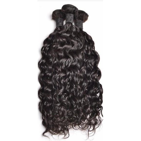 Brazilian Natural Wave - Edgy Tresses