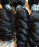 Brazilian Loose Wavy Bundle Deal - Edgy Tresses